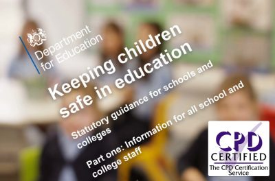 Annual safeguarding for school staff – KCSIE